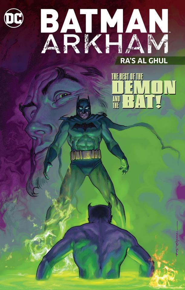 Batman: Arkham - Ras Al Ghul