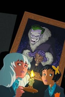 Gotham Academy #7 (The Joker Variant)
