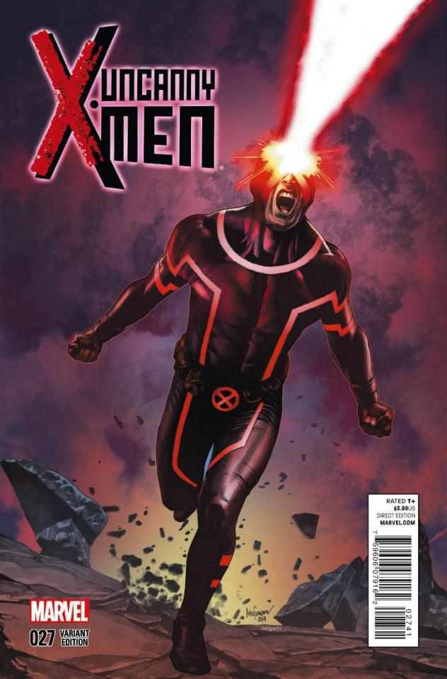 Uncanny X-Men #27 (Suayan Cover)