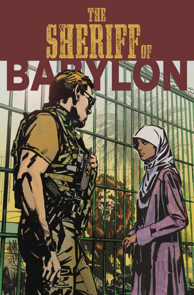 The Sheriff of Babylon #6