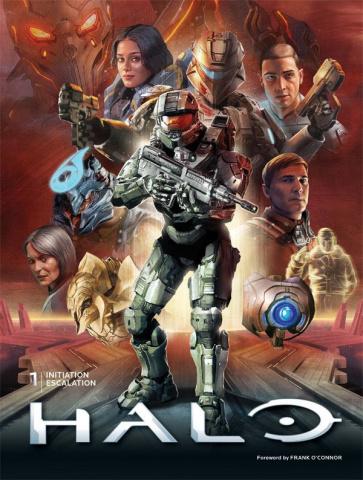 Halo Vol. 1 (Library Edition)