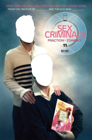 Sex Criminals #11 (2nd Printing)