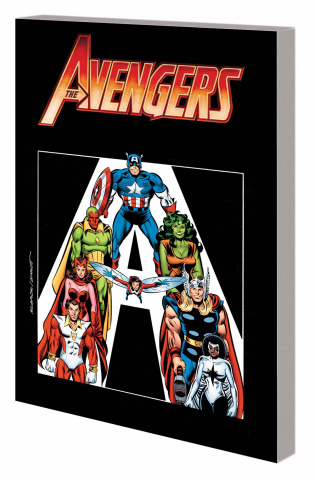 Avengers Book 1: Absolute Vision