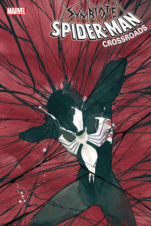Symbiote Spider-Man: Crossroads #4 (Momoko Cover)