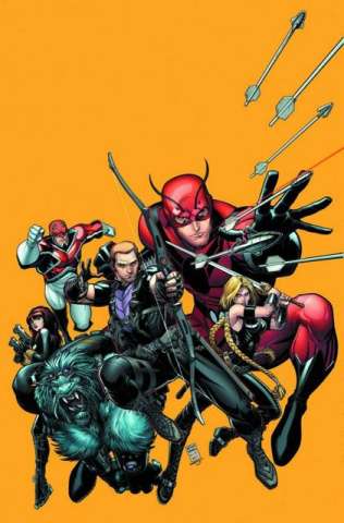 Secret Avengers #22 (2nd Printing)