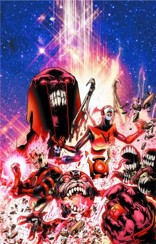 Red Lanterns #20