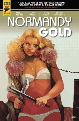 Normandy Gold #2 (Caranfa Cover)