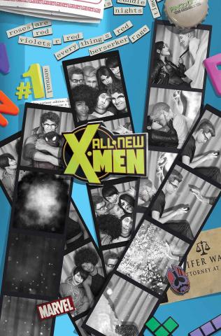 All-New X-Men Annual #1 (Rahzzah Cover)