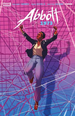 Abbott: 1973 #3 (Tenfold Cover)
