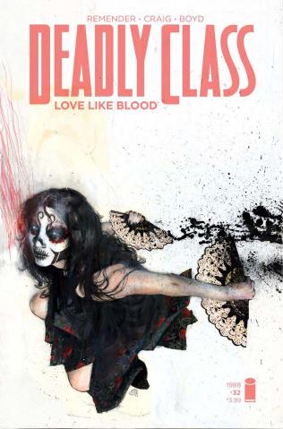Deadly Class #32 (Alexander Cover)