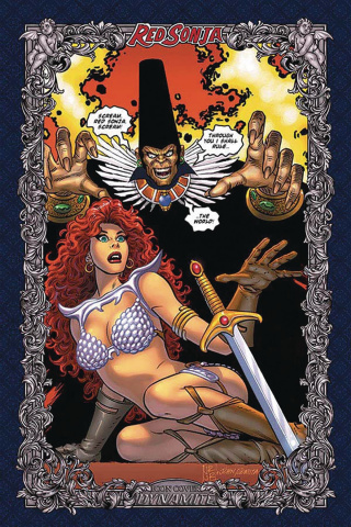 Red Sonja: Age of Chaos #1 (60 Copy Romita Icon Cover)