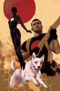 Bloodshot: Reborn #15 (Oliver Cover)