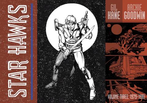 Star Hawks Vol. 3: 1979 - 1981