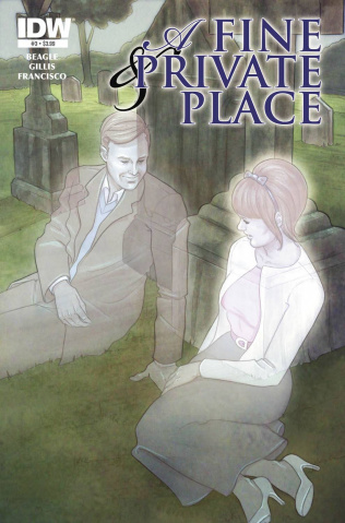A Fine & Private Place #3 (10 Copy Cover)