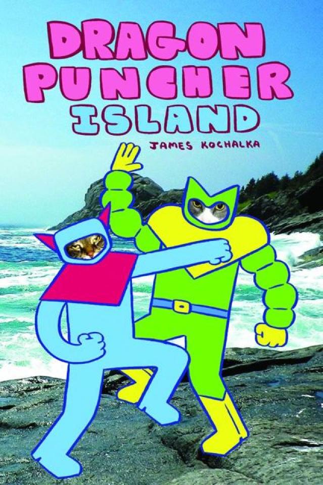 Dragon Puncher Book 2: Dragon Puncher Island
