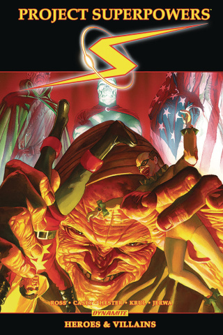 Project Superpowers Vol. 3: Heroes & Villains (Omnibus)
