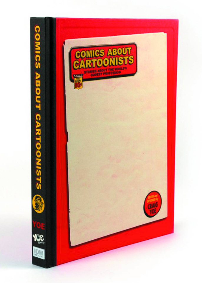 Comics About Cartoonists Limited Sketch Edition