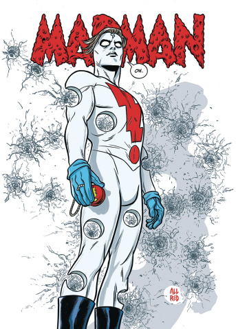 Mike Allred Artist Select Edition