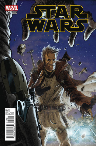 Star Wars #7 (Moore Cover)