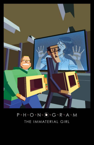 Phonogram: The Immaterial Girl #5
