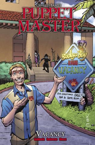 Puppet Master Vol. 5: Vacancy