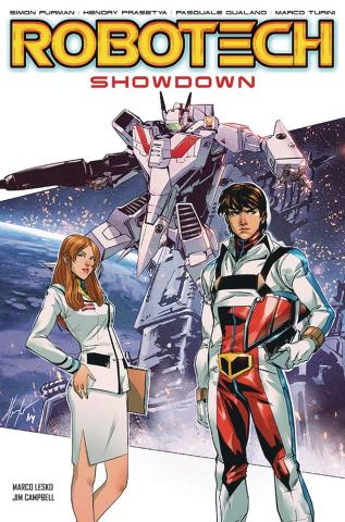 Robotech Vol. 5: Showdown