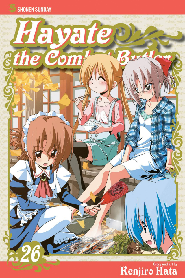 Hayate: The Combat Butler Vol. 26