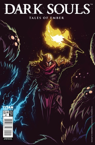 Dark Souls: Tales of Ember #2 (Wijngaard Cover)