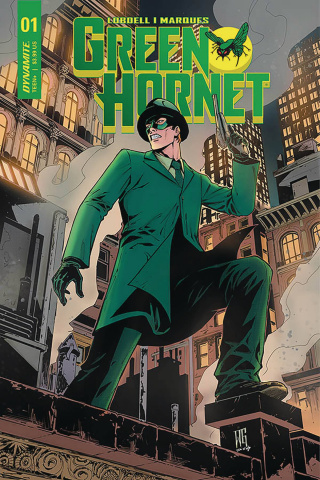 Green Hornet #1 (10 Copy Geovani Cover)