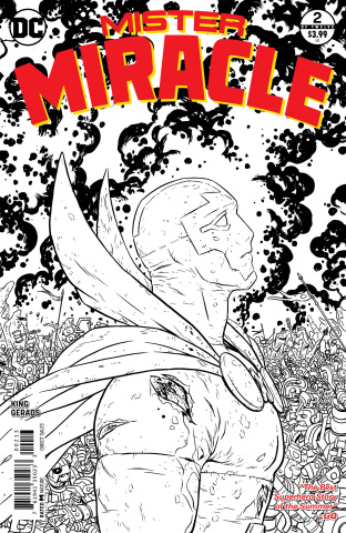 Mister Miracle #2 (3rd Printing)