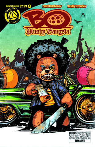 Bo: Plushy Gangsta #1