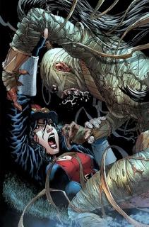 Grimm Fairy Tales: Van Helsing vs. The Mummy of Amun Ra #6 (Diaz Cover)
