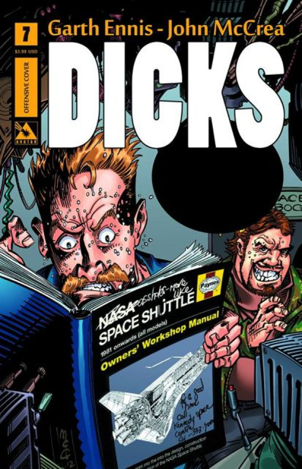 Dicks #7 (Offensive Cover)