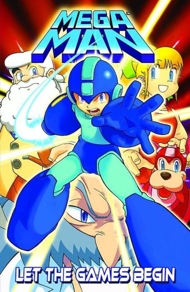 Mega Man Vol. 1
