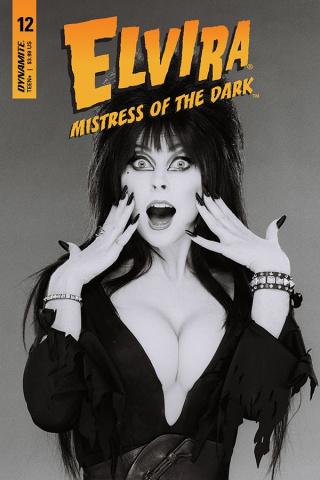 Elvira: Mistress of the Dark #12 (Photo Cover)