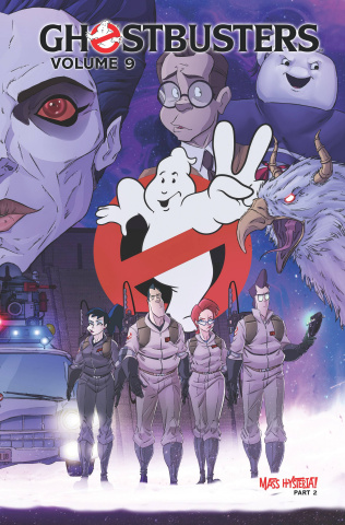 Ghostbusters Vol. 9: Mass Hysteria, Part 2