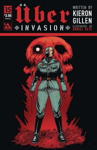 Über: Invasion #15 (Blitzkreig Cover)