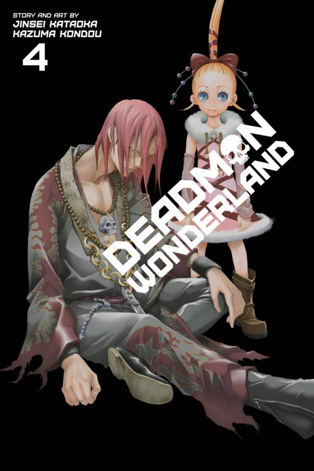 Deadman: Wonderland Vol. 4
