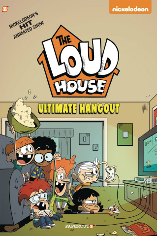 The Loud House Vol. 9: Ultimate Hangout