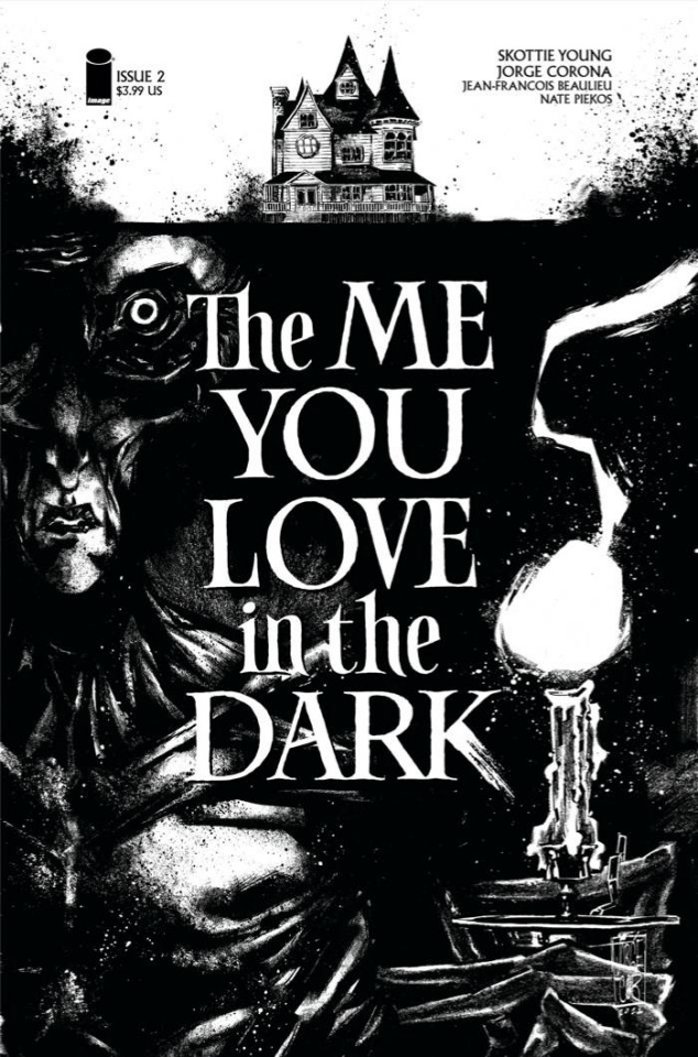 The Me You Love in the Dark #2 (2nd Printing)