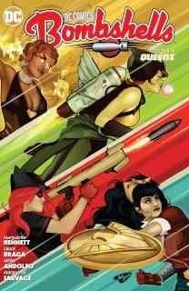 DC Comics Bombshells Vol. 4: Queens
