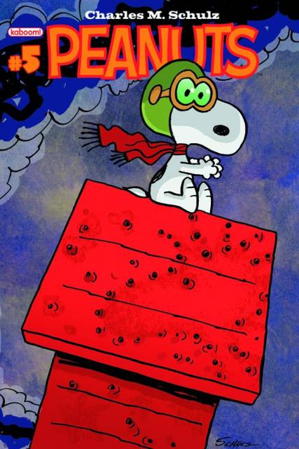 Peanuts #5