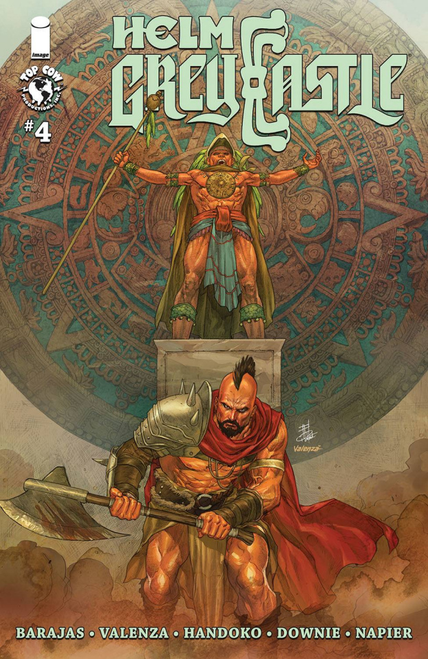 Helm Greycastle #4 (Andoko & Valenza Cover)