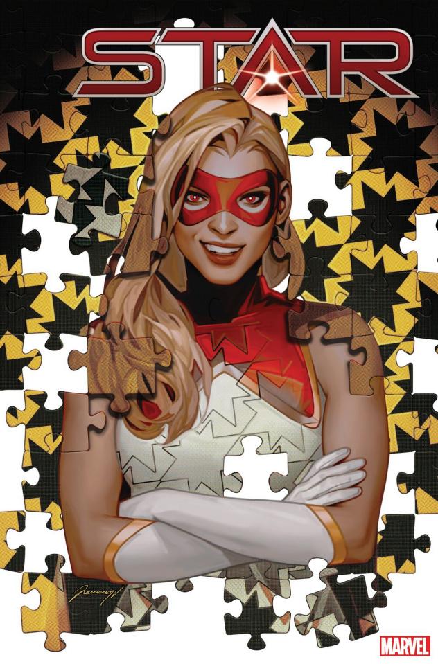 Star #1 (Remenar Cover)