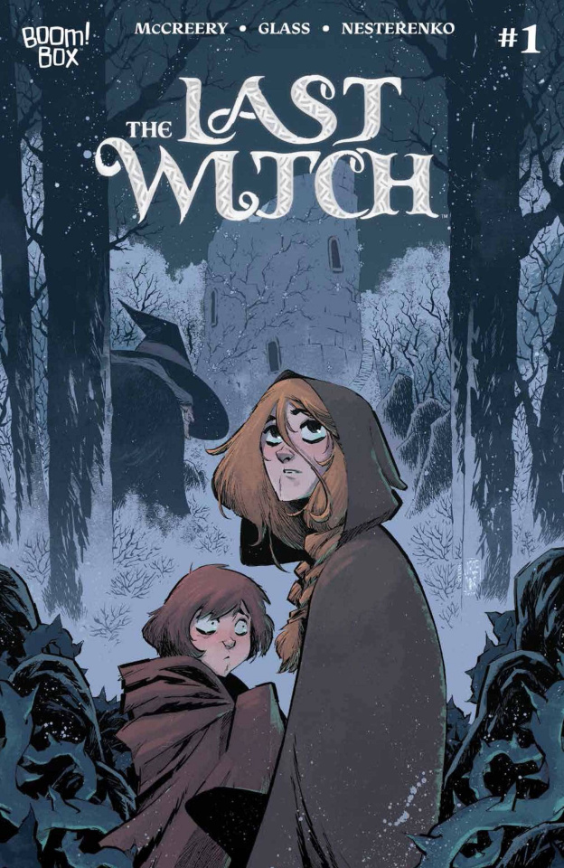 The Last Witch #1 (Corona Cover)