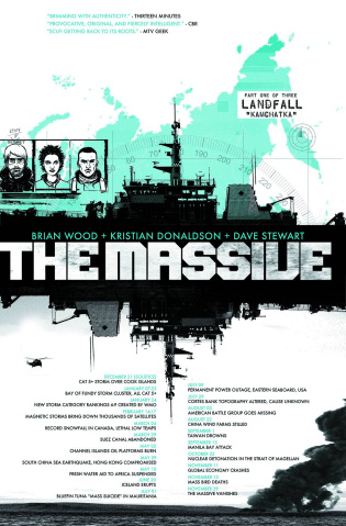 The Massive #1 (1 For $1)