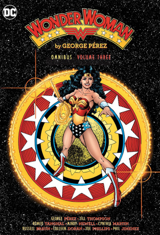 Wonder Woman by George Perez Vol. 3 (Omnibus)