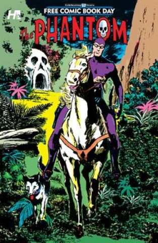 The Phantom: 80th Anniverary Special (FCBD 2016 Edition)
