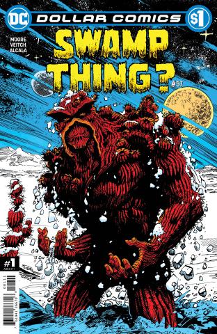 Swamp Thing #57 (Dollar Comics)