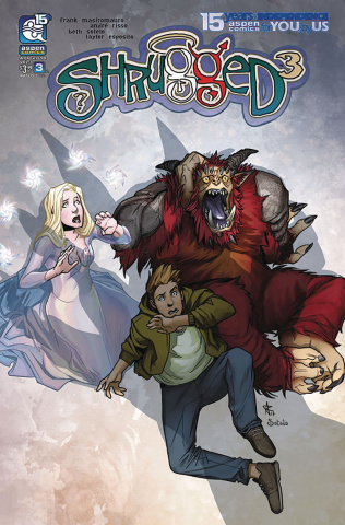 Shrugged #3 (Risso Cover)